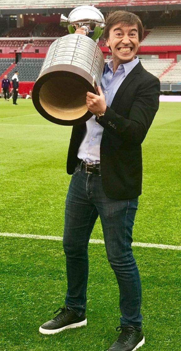 RT @FacundoBrignolo: Marcelo Benedetto levantó más Libertadores que vos, pelotudo. Quién sos? @PipaBenedetto 😝😝😝 https://t.co/vORdbrs4V9
