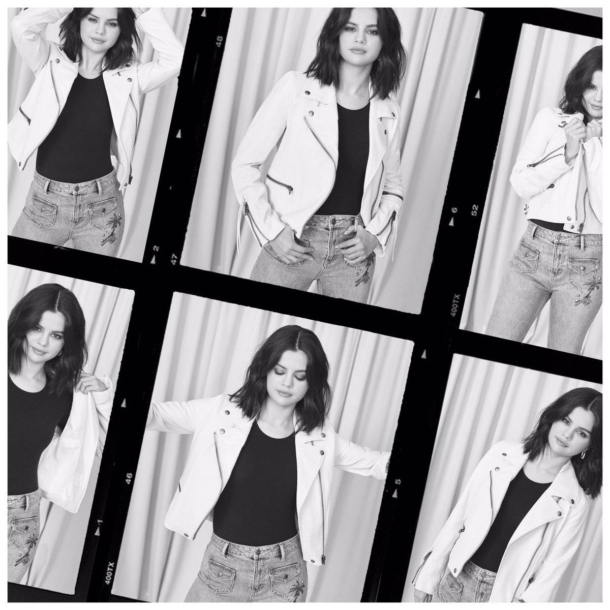 Selena Snaps. #SelenaGomez #CoachNY