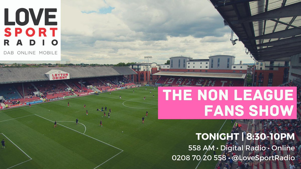 Love Sport Radio's photo on FA Trophy