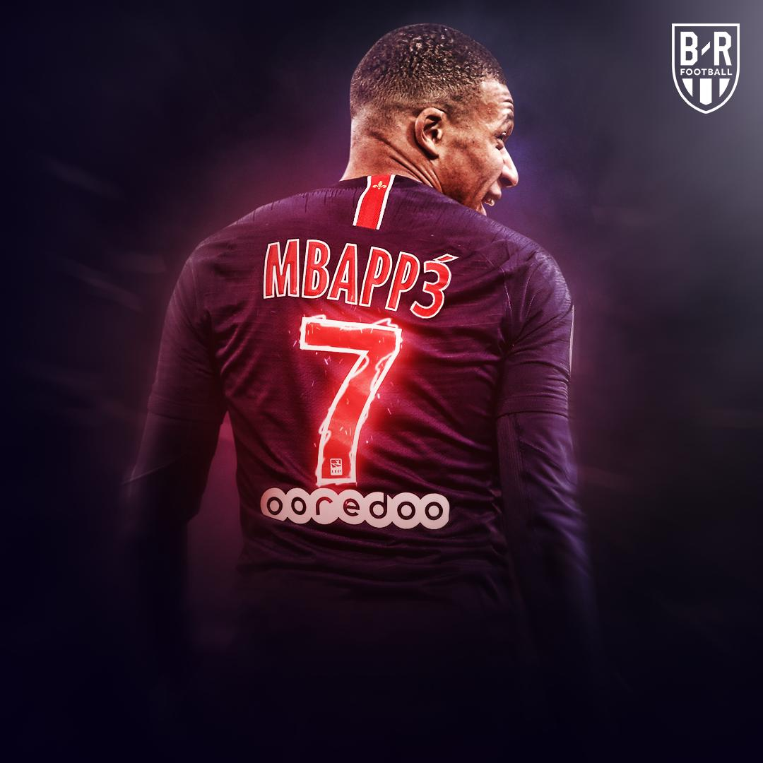 Back-to-back-to-back 🔁 @KMbappe wins the @UNFP award for Best Hope' for the third time in a row 🔥