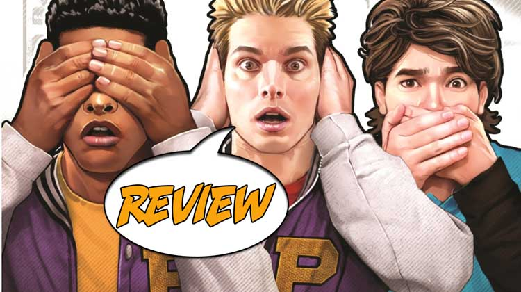 Planet of the Nerds #1 Review - http://bit.ly/2GzKCXH