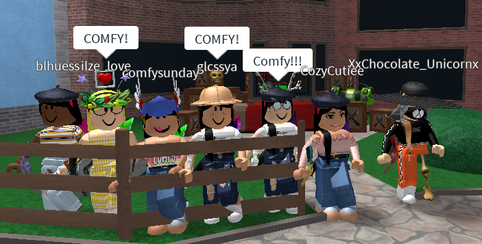 @comfysunday Got to meet the one and only comfysunday today! Thank you for the awesome experience!!