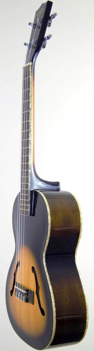 Kala Kte2 ukulele side