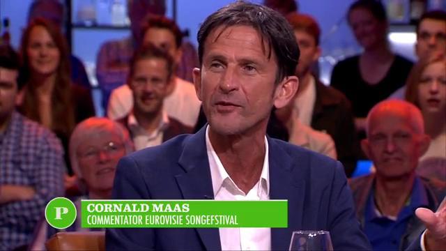 Jeroen Pauw zet Cornald Maas op zijn plek: 'Uitslag Songfestival had je toch kunnen weten?'