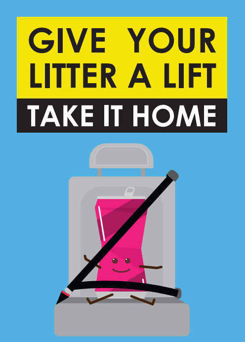 test Twitter Media - Every month, 50 tonnes of litter is abandoned on Scottish roadsides 😠  Don't chuck rubbish out the windows!! #GiveYourLitterALift and take it home 👍  🏴󠁧󠁢󠁳󠁣󠁴󠁿 #KeepScotlandBeautiful @KSBScotland https://t.co/DHbZSbvJr1