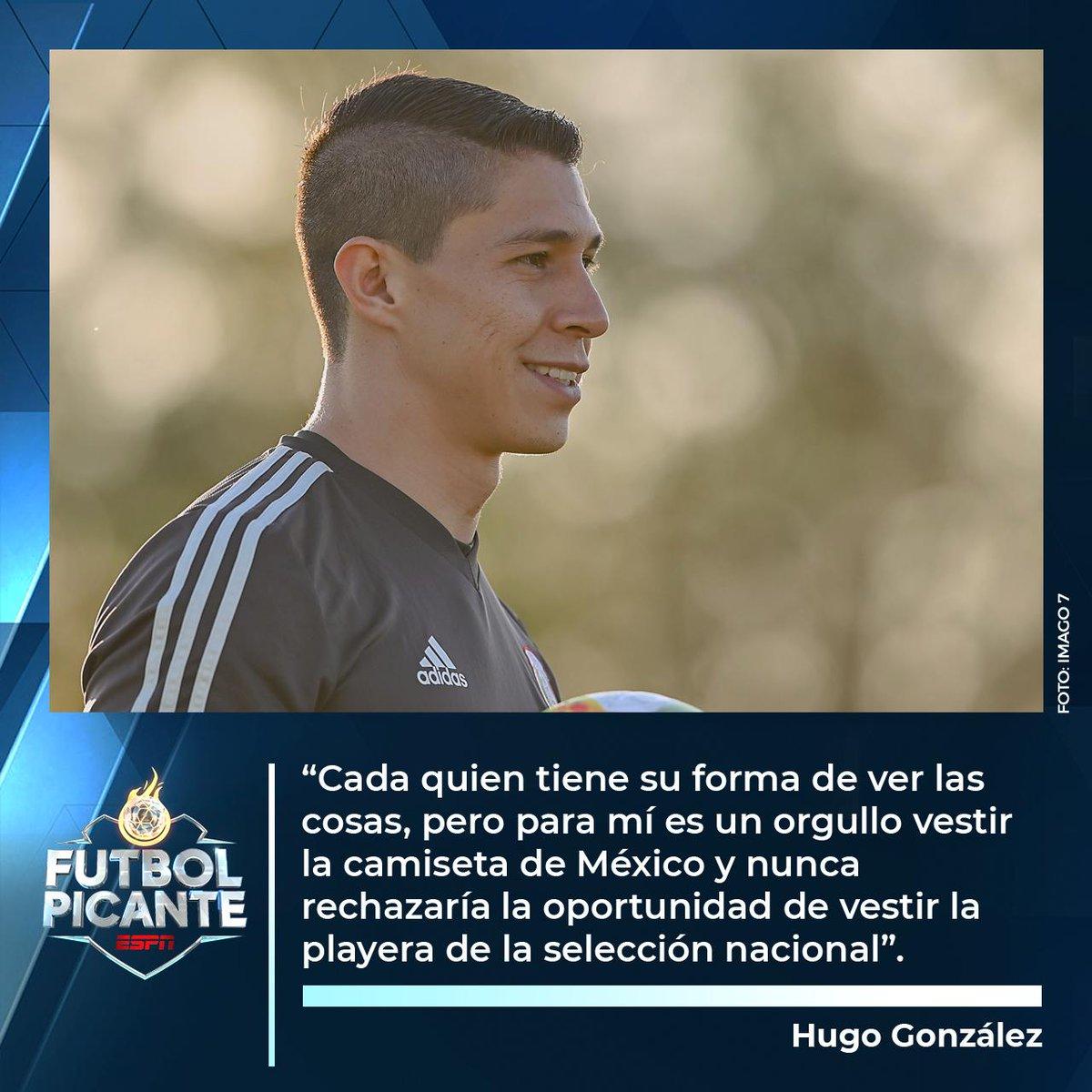 Futbol Picante's photo on Hugo González