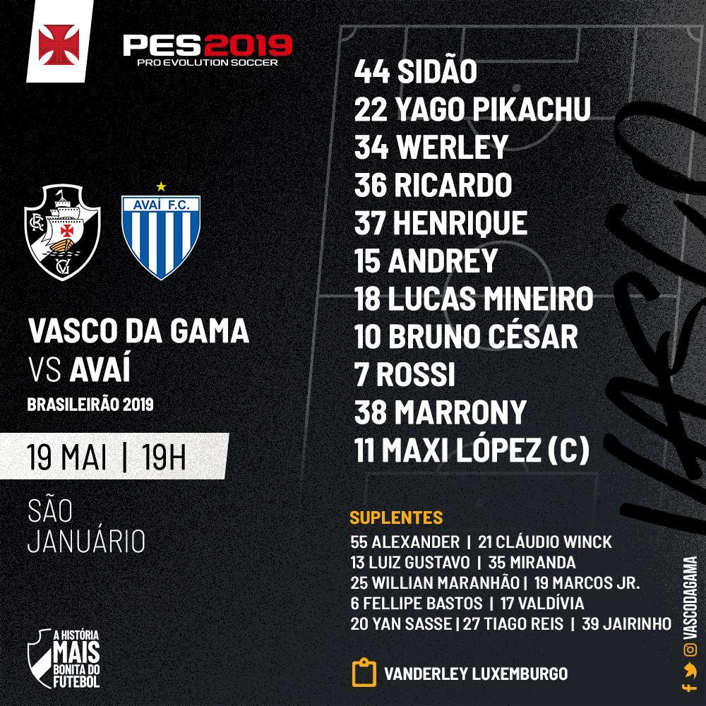 Vasco ◤✠◢'s photo on Avaí