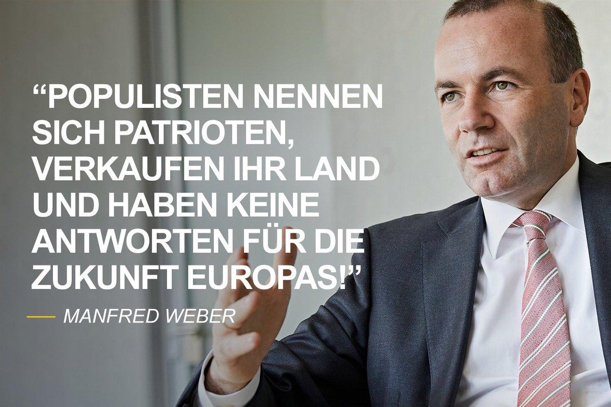 Es gibt aus dem Skandal um das widerliche Verhalten der rechtspopulistischen FPÖ eine klare Lehre: Diese Radikalen dürfen keinen Einfluss auf #unserEuropa bekommen. #AnneWill #DeinEuropa