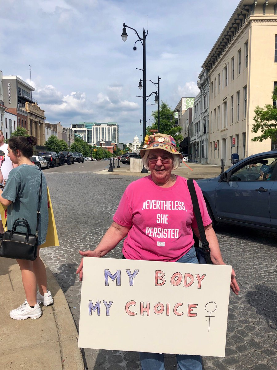 My body my choice! #alpolitics #wesayprochoice<br>http://pic.twitter.com/Ssghv7IOsw