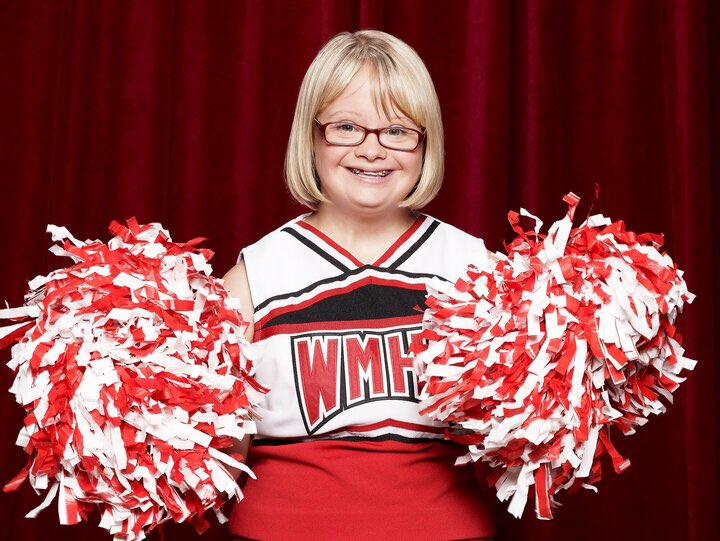 Happy #Glee10thAnniversary! I can't believe it's been that long! I loved playing #beckyjackson so much! Thank you to all the #gleeks! Let me know your favorite Glee memories!