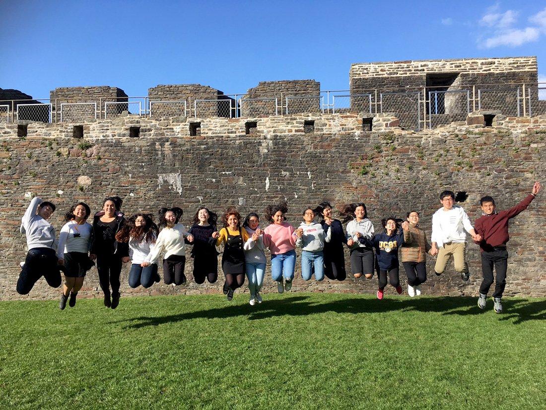 春短期派遣プログラムに参加して、日本ではできない貴重な経験をすることができました。ホストファミリーが私をお客様としてではなく、家族として受け入れてくださったのが本当に嬉しかったです。#短期留学 #ホームステイ #中学生 #イギリス留学 #春休み留学 #国際交流 #AFS