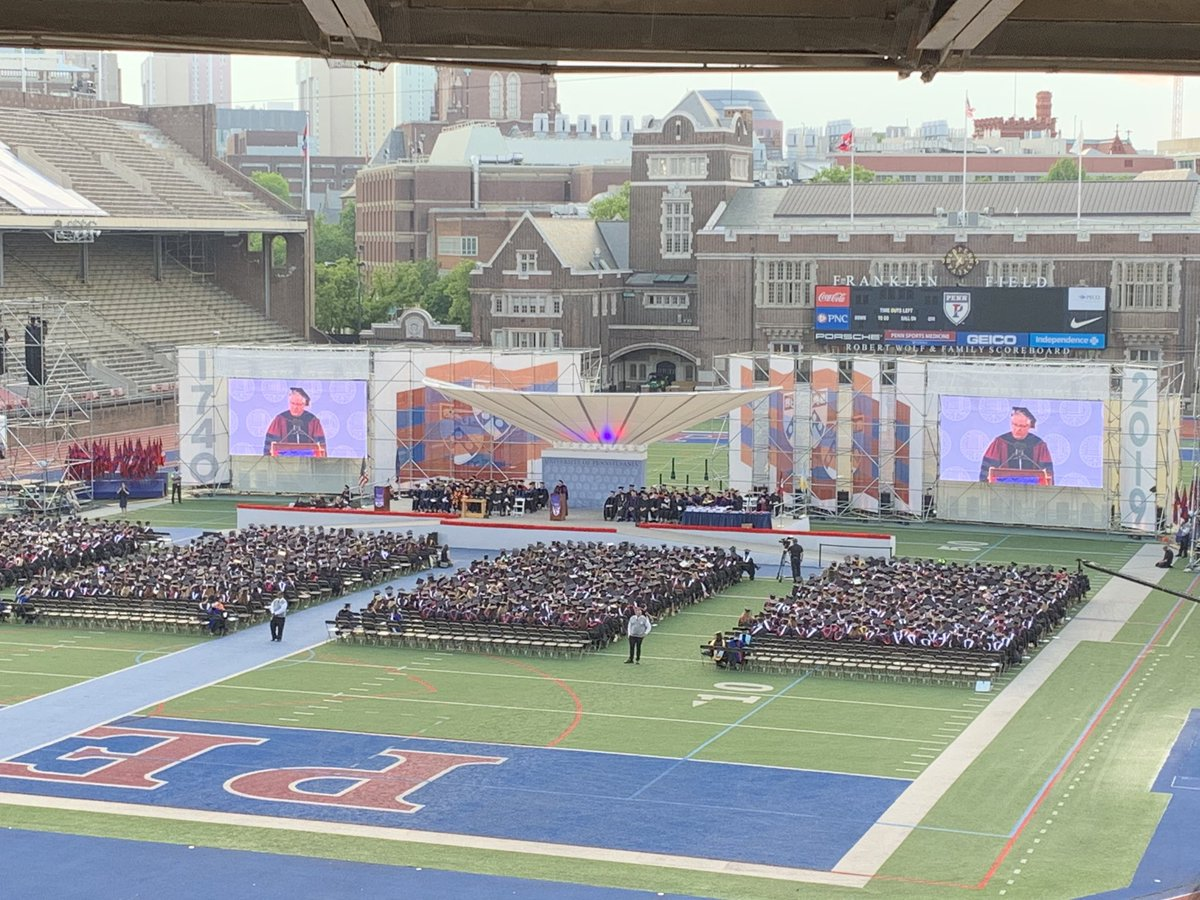 I've always been moved by #highered graduations. Never more so than today. Congratulations Mike. Love you, son. Tremendously proud of what you have accomplished and can't wait to see how your path unfolds. Pay it forward my boy. I know you will. You already do. <br>http://pic.twitter.com/84VDIQLXfb