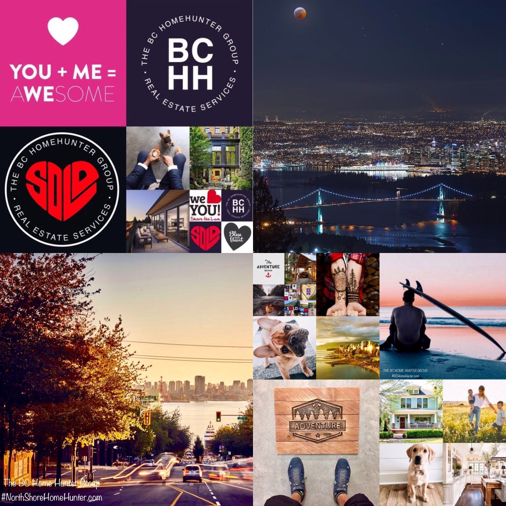 THE #BC HOME HUNTER GROUP BIG thank you to Sheila & Roy for your very thoughtful #Delbrook, #NorthVan home referral - see you two tomorrow! #NorthShoreHomeHunter #WestVan #YVR #Squamish #Whistler #Vancouver #WhiteRock #FraserValley #VancouverIsland #Okanagan #BCHomeHunter #Canada