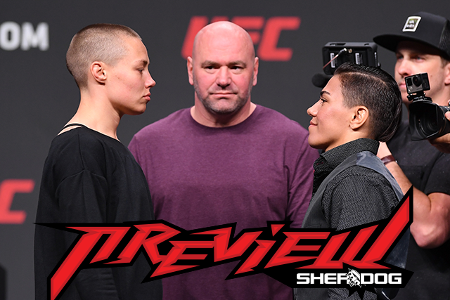 Preview: #UFC237 'Namajunas vs. Andrade' -- Rose Namajunas will venture into hostile territory to defend her Ultimate Fighting Championship women's strawweight title against Jessica Andrade on Saturday in Brazil. http://bit.ly/2vIw7KL via @omgitsfeely