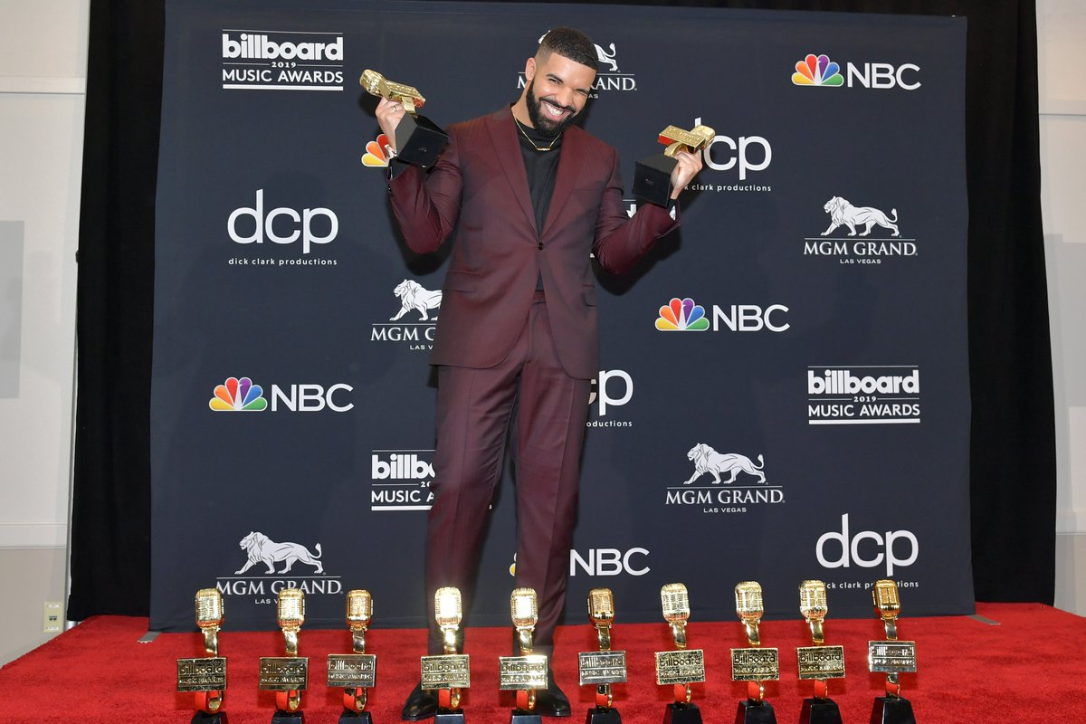 That feeling when you win 12 #BBMAs in one night...