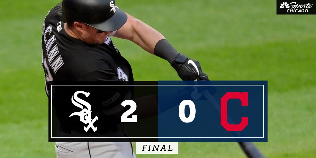 #WhiteSox win again in Cleveland!  We breakdown their first shutout of the season with Postgame Live on @NBCSChicago.   📲: http://bit.ly/2Jln2zS