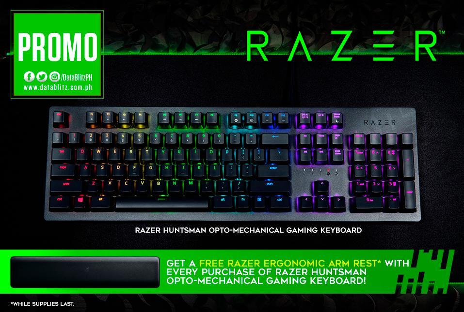 free razer keyboard