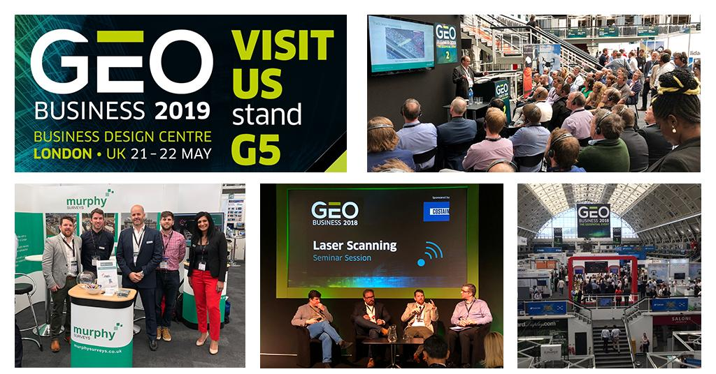 Laser Scanning: the 21st Century Tool of Choice at GEO Business 2019