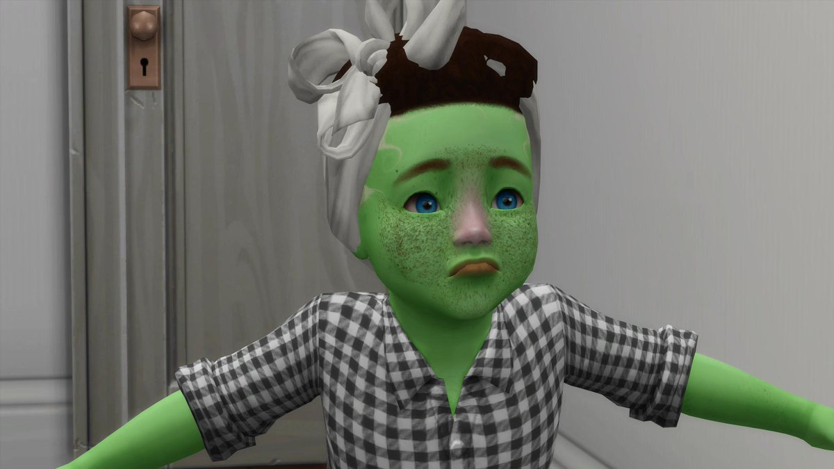 Springsims On Twitter When Cc Goes Wrong On Your Own Children You Re Like Who Hurt You My Dear Sweet Demon Baby Aka This Is Preston Lilsimsie Https T Co Kxqjmljixy My real last name is sims and now i am a sims streamer. twitter