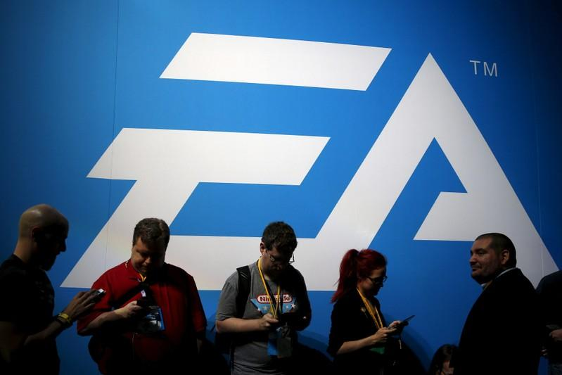 EA revenue beats estimates on 'Apex Legends' boost, shares jump