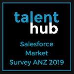 Image for the Tweet beginning: The #Salesforce Market Survey ANZ