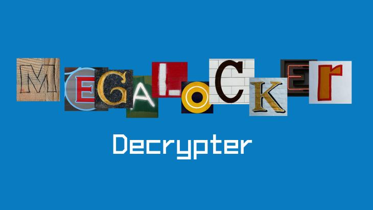 megalocker hashtag on Twitter