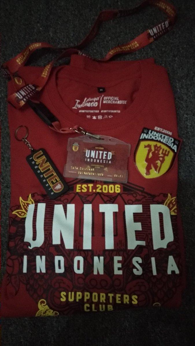 Resmi dong #unitedtogether #unityforunited @UtdIndonesia