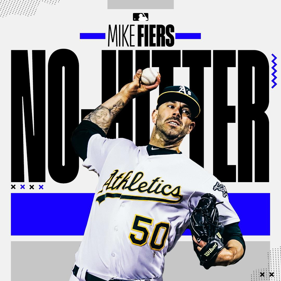 Mike Fiers No Hits The Reds
