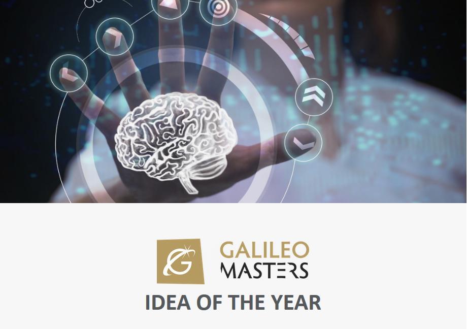Galileo Masters Idea of the Year