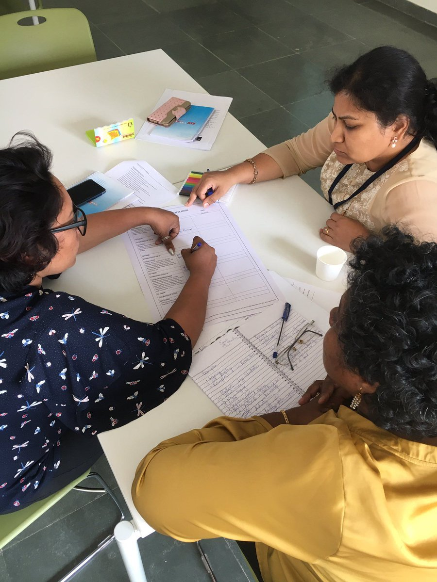 #PYPvoices@abhimanyudg77 & #SISMumbai - thanks for sharing!How do you document different types of #PYPaction?http://bit.ly/2Ll2YQJ