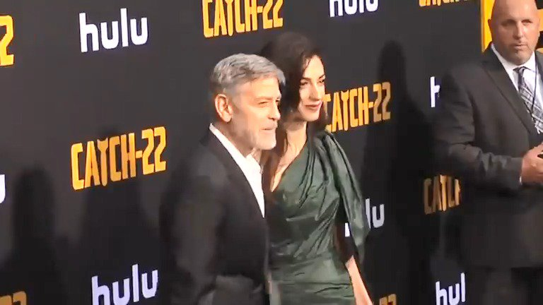 Actor George Clooney says he is proud of wife Amal, @Reuters on the release of two journalists jailed in Myanmar