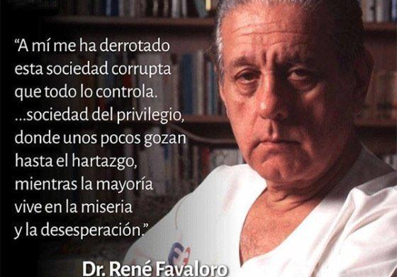Un día como hoy de 1967, El cirujano René Favaloro realiza la primera operación de bypass, una técnica que revoluciona la cardiología mundial.