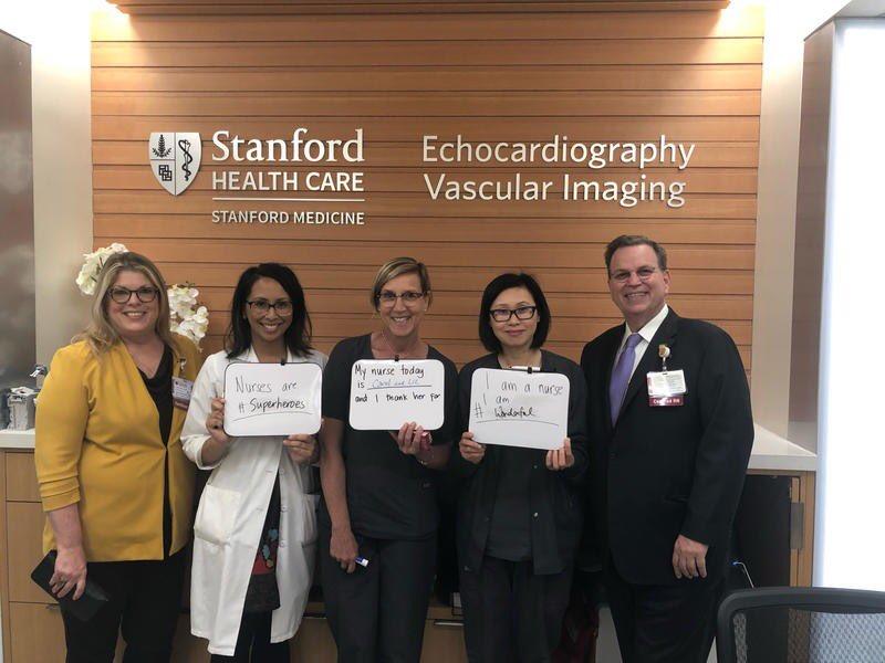 stanfordhealthcare hashtag on Twitter