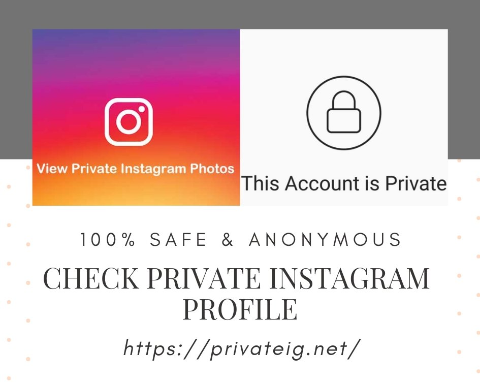 PrivateIG (@ig_private) | Twitter