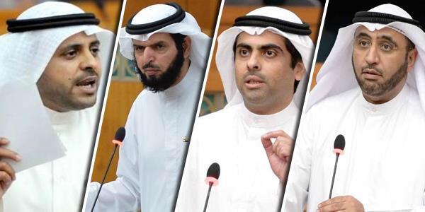 مجلس الأمة يصوّت بعد قليل على طلب «طرح الثقة» في وزير الإعلام محمد الجبري