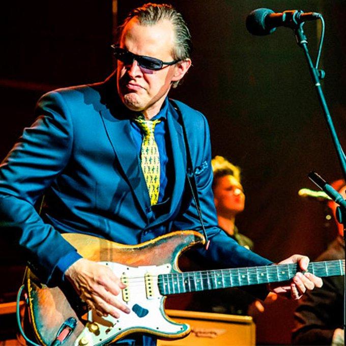 Happy Birthday Joe Bonamassa! The blues legend is 42 Years Old today