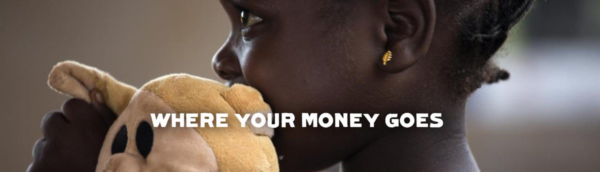 We want you to give with confidence 🕵️ Find out where your money goes -> https://www.warchild.org.uk/where-your-money-goes…