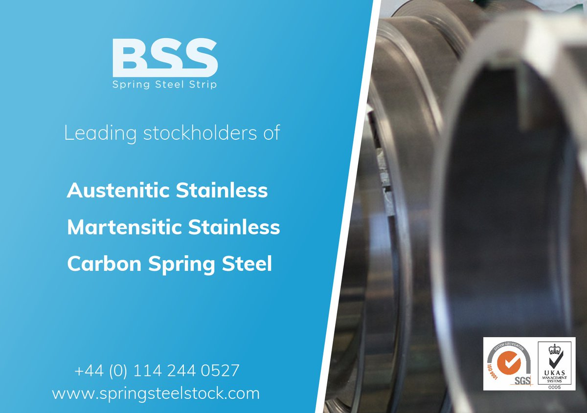 BSS Spring Steel Strip (@bss_steel) | Twitter