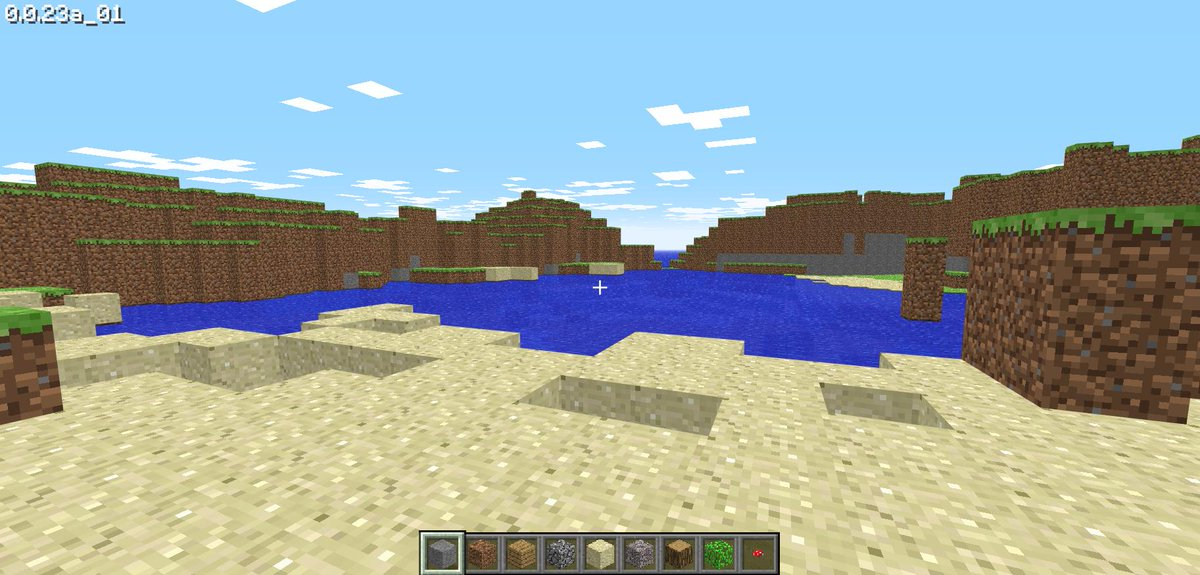 Game Co Uk On Twitter It S Nearly Time For Minecraft S 10th Anniversary To Celebrate You Can Now Play The Original 2009 Version Of Minecraft In Your Browser And It S Completely Free You Ve