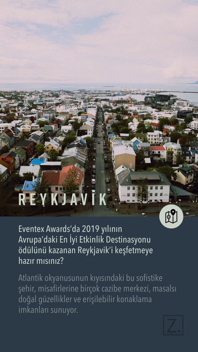 Eventex Awards'da 2019 yılının Avrupa'daki En İyi Etkinlik Destinasyonu ödülünü kazanan Reykjavik'i keşfetmeye hazır mısınız? #reykjavik #reykjavik #reykjavikcity #reykjavikloves #extremeiceland #seyahatprogrami #zetatour #zetatourtr #eventex #eventexawards #turkey #travel