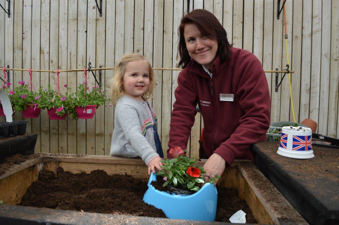Garden Centre: Garden Centre Portslade