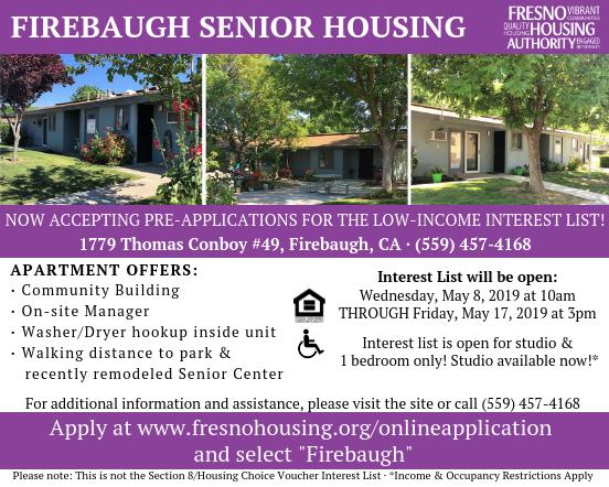Fresno Housing Authority - @FresnoHousing Twitter Profile and