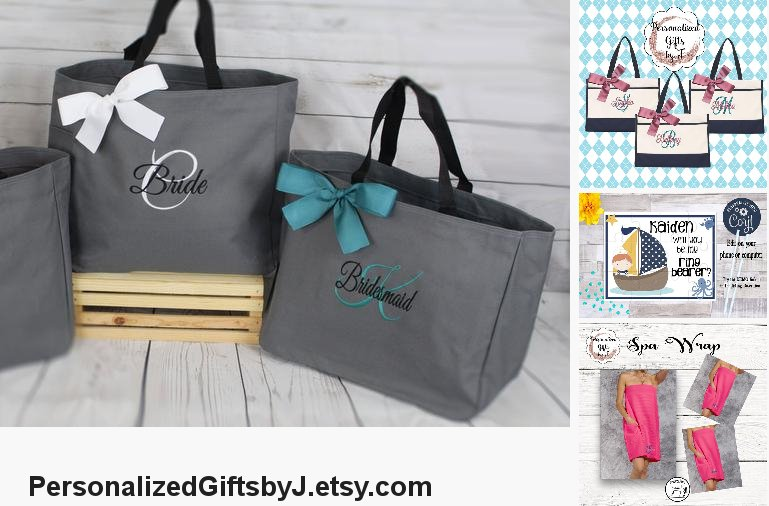 Personalized Black Tote Bag Sling with Custom Wilson Cheer Megaphone Embroidery Design
