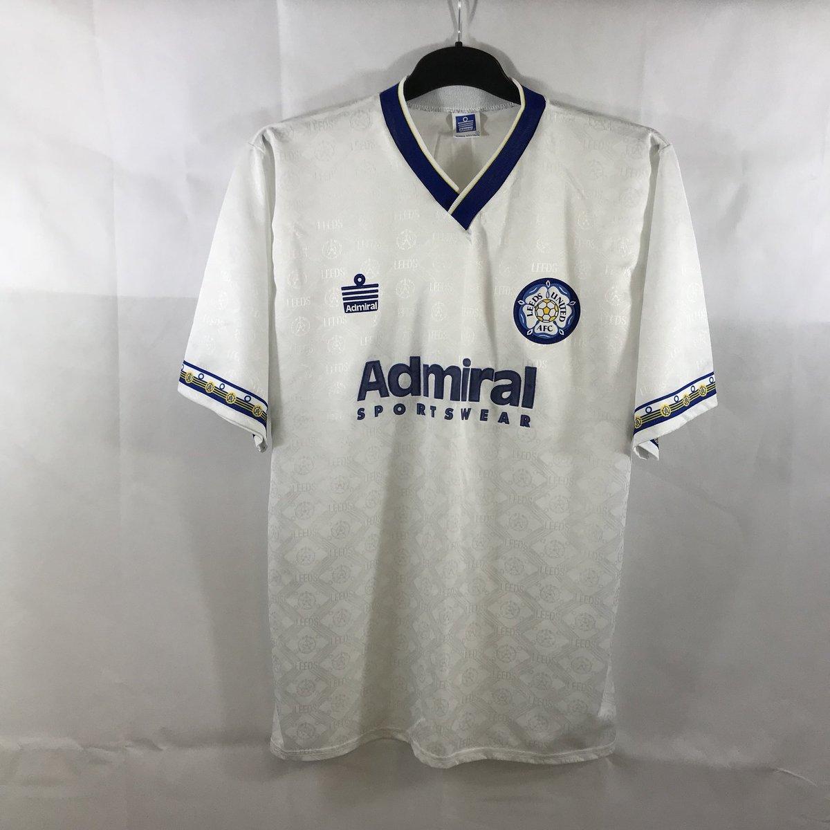 001e28a71 ... Shirt 1992 93 Adults Large Admiral  http   historicfootballshirts.co.uk shop leeds-united-home-football-shirt- 1992-93-adults-large-admiral  …