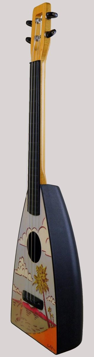 Tenor scale magic fluke company Ukulele