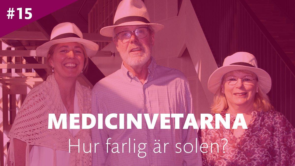 Antalet fall av malignt melanom har fördubblats under 2000-talet och sjukdomen är nu bland de vanligaste cancerformerna i Sverige. I senaste avsnittet av Karolinska Institutets podcast Medicinvetarna intervjuas professorerna Yvonne Brandberg och Johan Hansson om hudcancer.