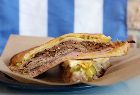 It's Wednesday and we're going #Cubano on ya! @ChefDavidGuas gives a nod to his #hertitage by adding #Cuban dishes to the menu!