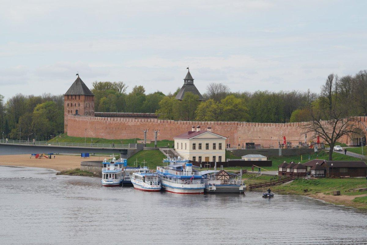 Новгород открытка