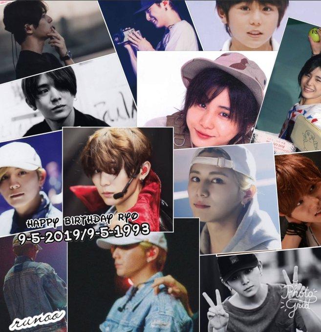 Happy birthday yamada ryosuke san