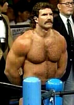 """Nightmare Vision on Twitter: """"does any man look more powerful than young  scott hall… """""""
